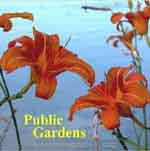 Public Gardens compact disc front cover